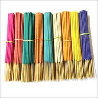 Colorful Incense Sticks