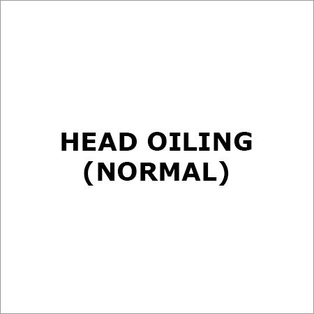 Head Oiling