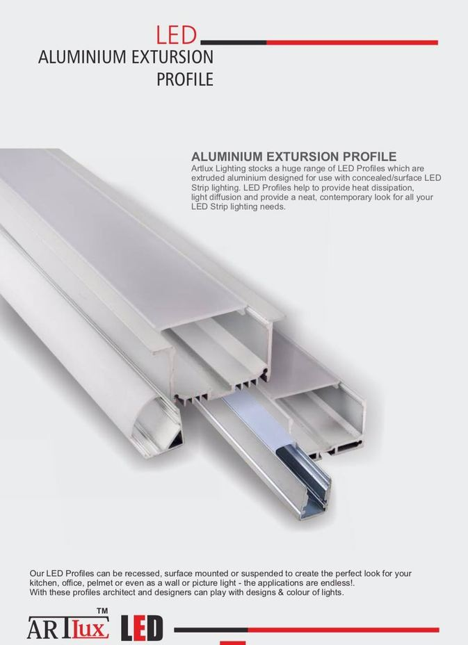 Aluminium Extrusion Profile
