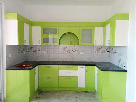 Corner Modular Kitchen Cabinet