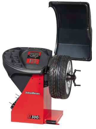 B300L John Bean Wheel Balancer