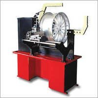 Rim Straightening Machine
