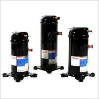 Light Commercial Scroll Compressors