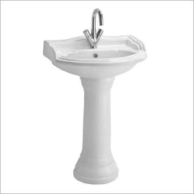 Celeste Pedestal Wash Basins