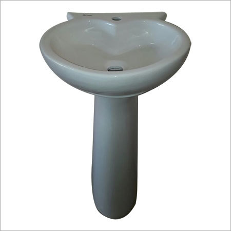 Ceramic Plain Wash Basin