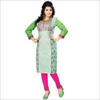 Sober Ladies Cotton Kurti
