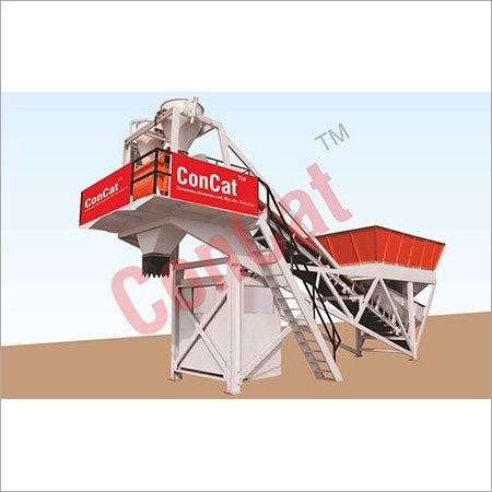 Concat-TSM CPM Series Concrete Batching & Mixing Plant