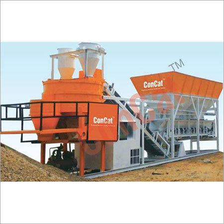 Concat-CIP Series Concrete Batching & Mixing Plant