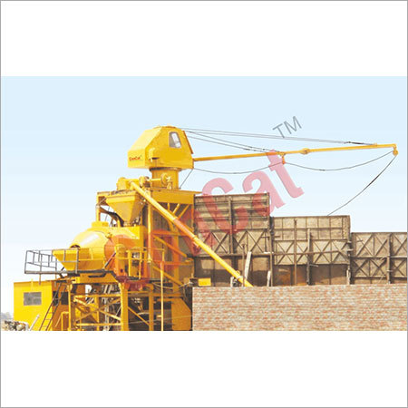 Concat RD-Series Concrete Batching & Mixing Plant