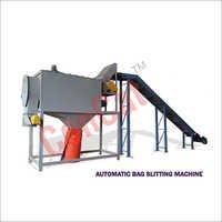 Automatic Bag Slitting Machine