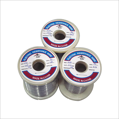 Electric Resistance Wire SWG 18 TO 44