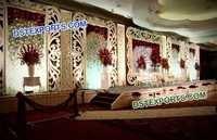 Stylish Wedding Backdrop Frames