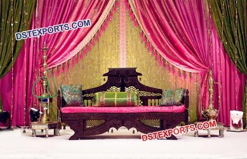 Moroccan Wedding  Stage Sofa