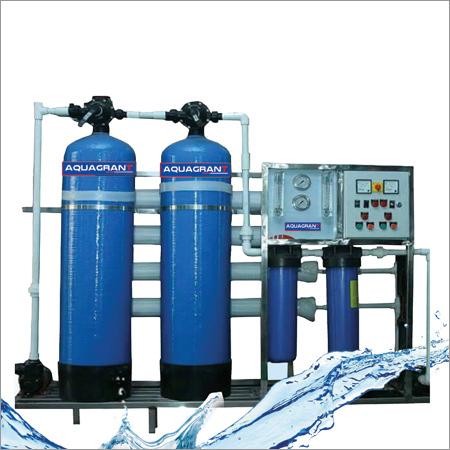 FRP 1000 Commercial LPH Plant