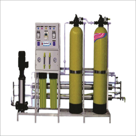 Commercial Water Plant