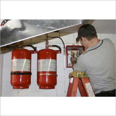 Fire Suppression Systems Services