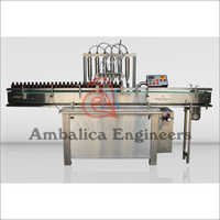 Bottle Liquid Filling Machines