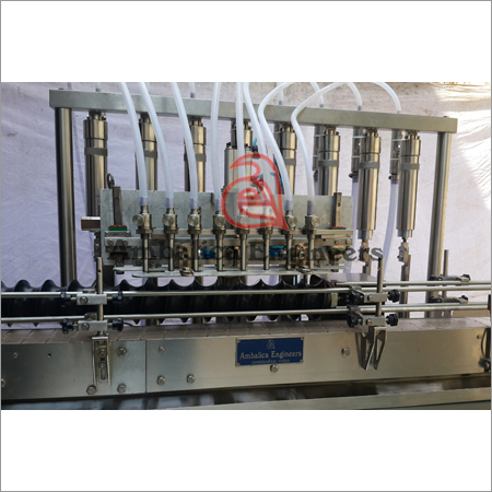 Bottle Motion Liquid Filling Machines