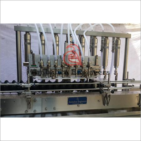 Bottle Motion Liquid Filling Machines