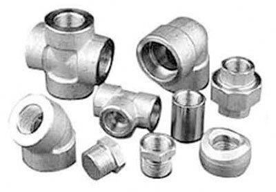 Monel 400 Forged Fitting