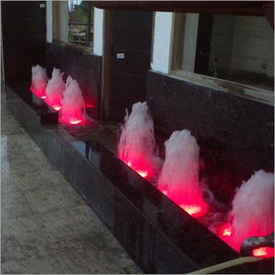 Outdoor and Indoor Fountain