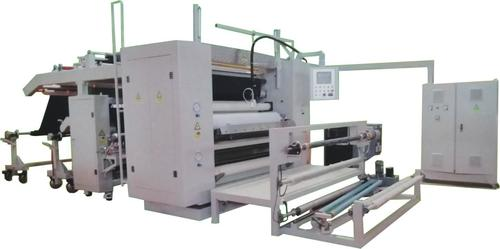PUR Fabric Laminating Machine