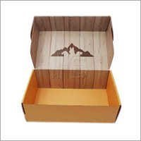 Printed Laminated Corrugated Box