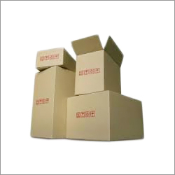 Printed Laminated Corrugated Paper Box