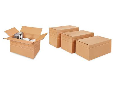 Variable Depth Corrugated Box