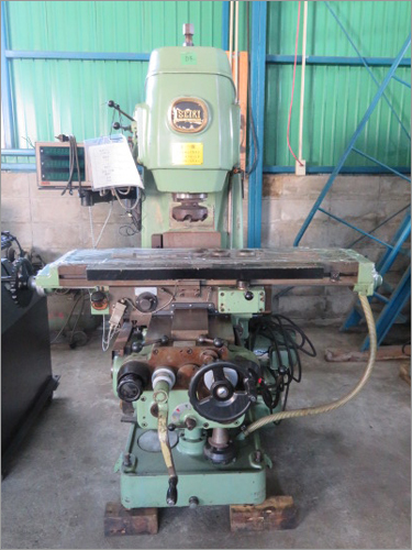 Used Seiki Hiraoka Milling Machine