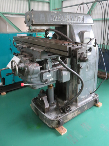 Industrial Milling Machines