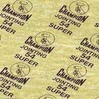 Non Asbestos Jointing Sheets