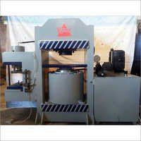 Cone Cutting & Printing Machine