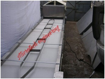TOMATO SORTING CONVEYOR