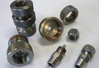 Titanium Grade 2Froged Fittings