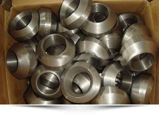 Titanium Grade 2  Weldolets