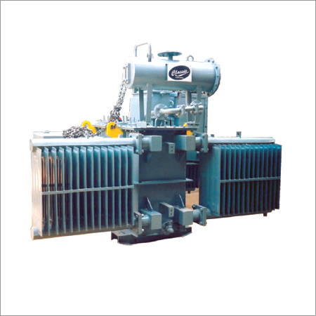 630 KVA Copper Wound Distribution Transformer