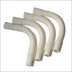 PVC Pipe Bends