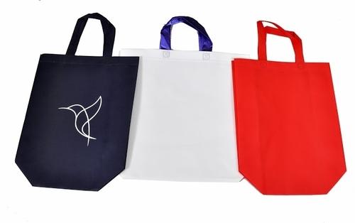 Laminated Non Woven Corporate Retail Bag