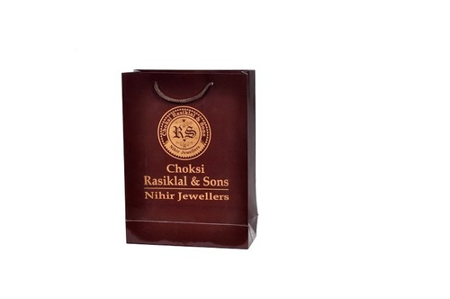 Retail Color Paper Bag