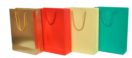 Retail Color Paper Bags