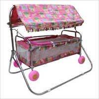 Baby Jhula Baaghi 4 Wheel