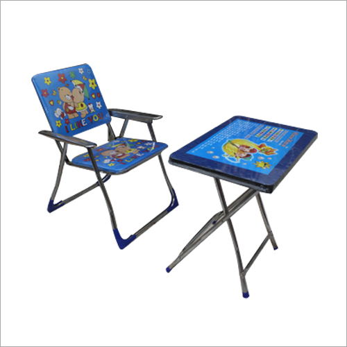 Baby Table Chair Deluxe