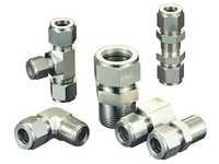 Super Duplex S32760 Tube  Fitting