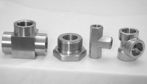 Duplex S31803 Froged  Fittings