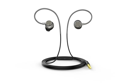 Metal sports earphone