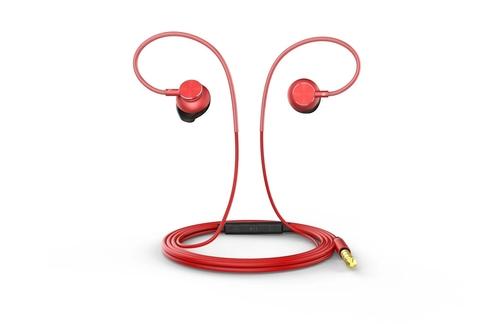 Metal sports earphone