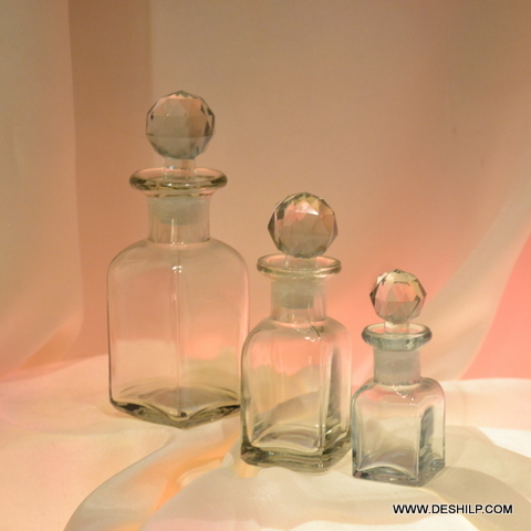 Decanter Bottle Glass Craft