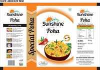 Sunshine Brand Poha