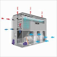 Decsa Make Cfr-c Series Centrifugal Evaporative Condensers